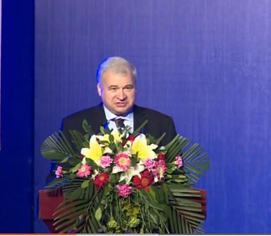 安德烈·杰尼索夫--俄罗斯联邦驻华大使第七届外洽会演讲