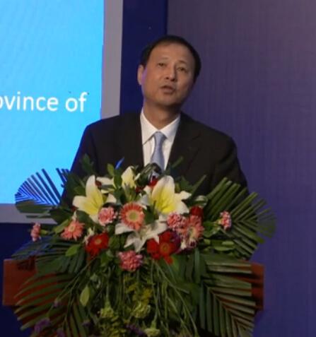 孙尧--黑龙江省政府副省长第七届外洽会演讲