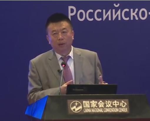 和振伟--中国-俄罗斯产能与投资合作论坛致辞