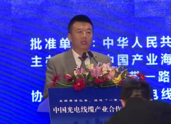 和振伟--中国光电线缆产业合作发展论坛致辞