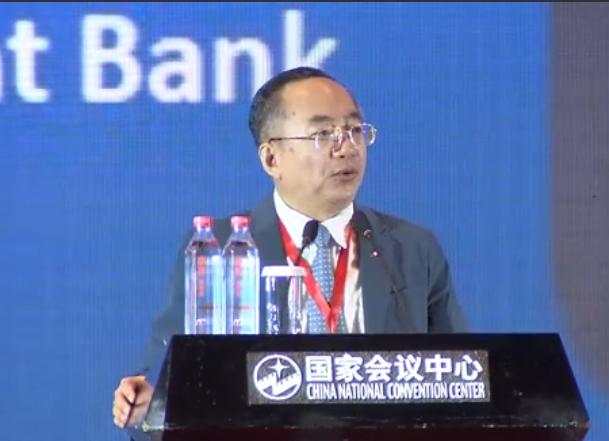 刘勇--第十届中国对外投资洽谈会开幕式演讲