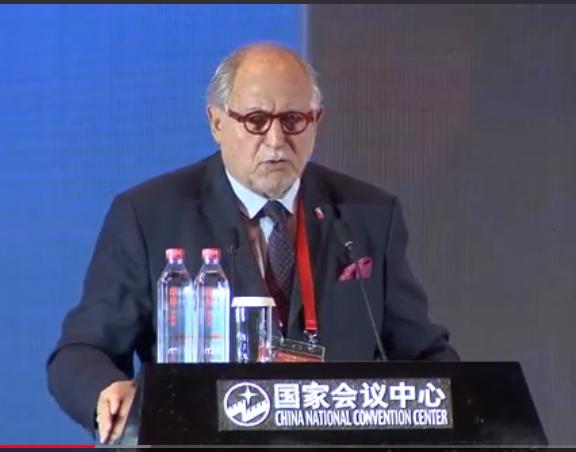 盖铁戈--第十届中国对外投资洽谈会开幕式演讲