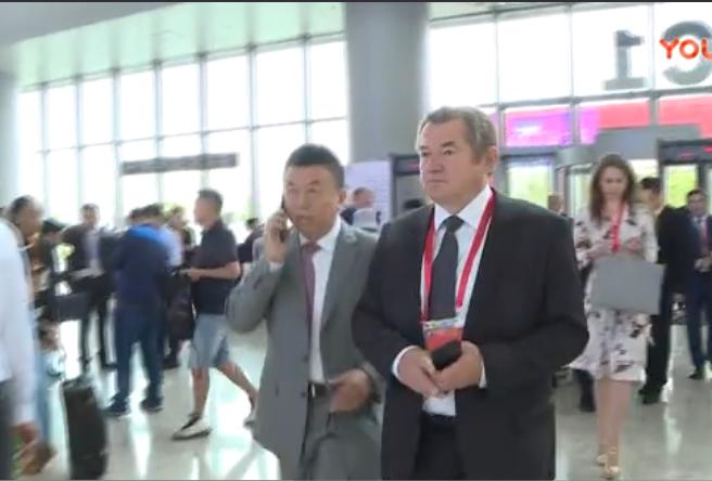 第十届中国对外投资洽谈会花絮