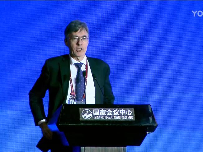 阿姆斯贝格--第十一届中国对外投资合作洽谈会演讲